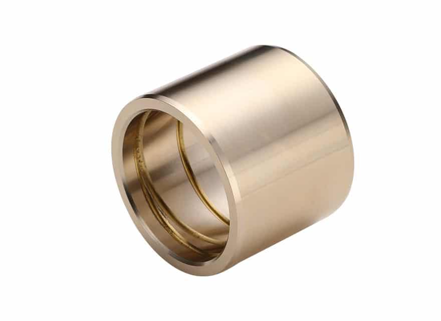 bronze groove bearings