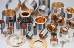 BIMETAL BEARINGS BUSHINGS