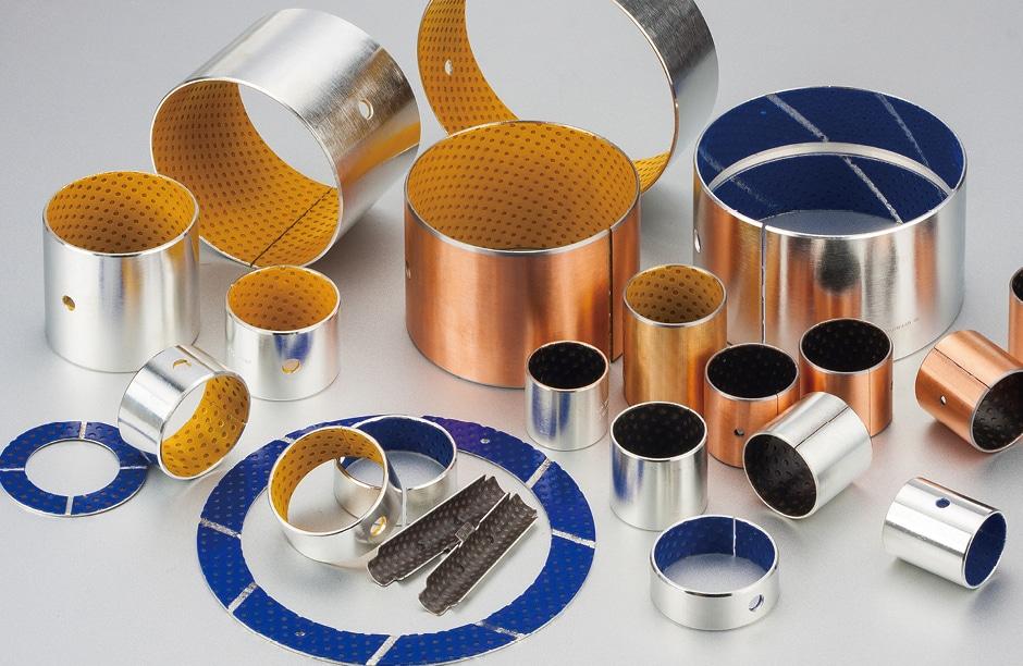 Pom composite bearing