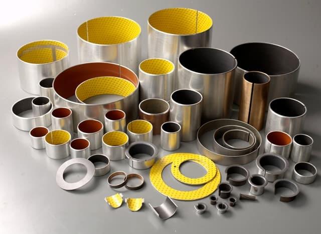 tribology sliding bearing application