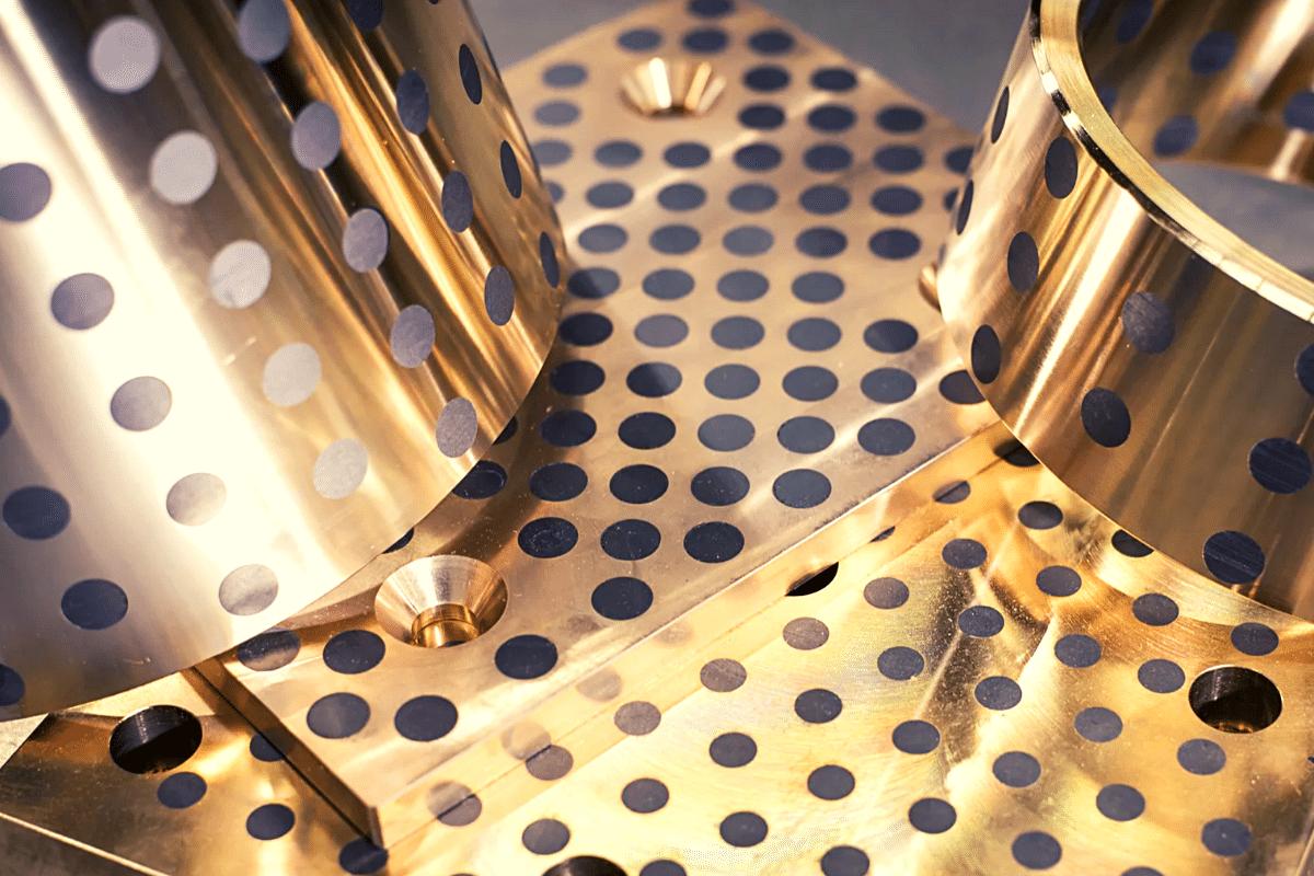 C93200* Leaded Tin Bronze Bearings